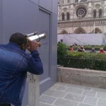Taking a Look at the Notre dame Cathedral, Paris