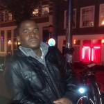 First Night in Amsterdam